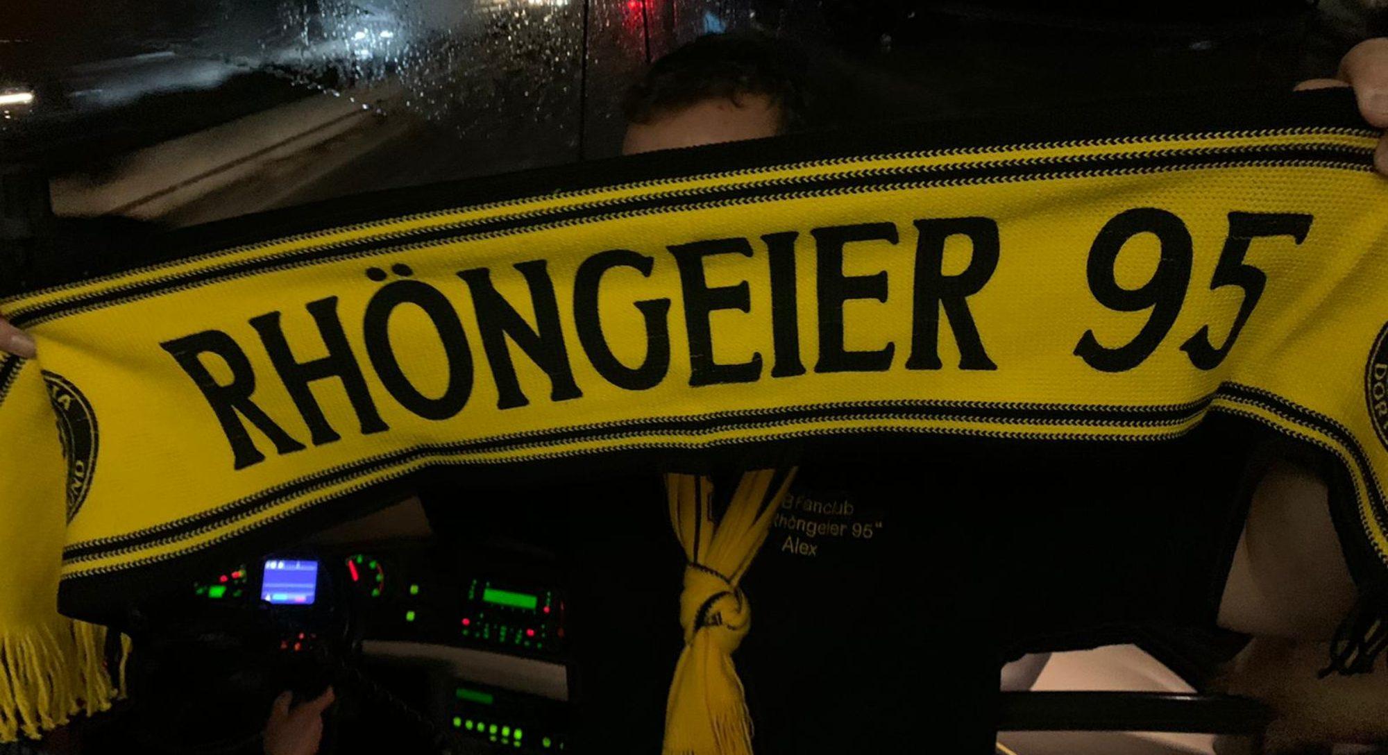 "BVB Fanclub ""Die Rhöngeier"" 1995 e.V."
